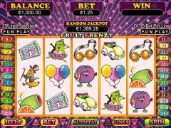 Fruit Frenzy slot77.com RealTimeGaming 1/5