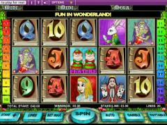 Alice in Wonderland slot77.com OpenBet 1/5
