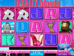 Legally Blond Slot slot77.com Fremantle Media 1/5