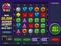 Bejeweled slot77.com CryptoLogic 2/5