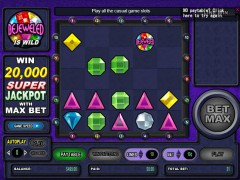Bejeweled slot77.com CryptoLogic 3/5
