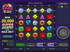 Bejeweled slot77.com CryptoLogic 4/5
