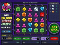 Bejeweled slot77.com CryptoLogic 5/5