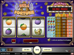 Bell Of Fortune slot77.com Play'nGo 1/5