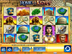 Rome and Egypt slot77.com William Hill Interactive 1/5