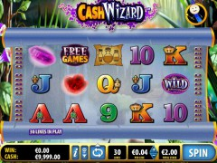 Cash Wizard - Bally