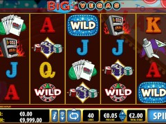 Big Vegas slot77.com Bally 1/5