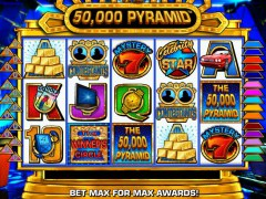 The 50000 Pyramid - IGT Interactive