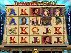 Treasures of Troy - IGT Interactive