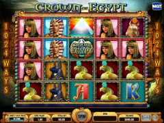 Crown Of Egypt - IGT Interactive