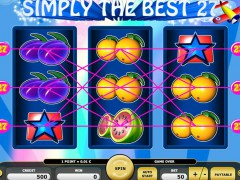 Simply The Best - Kajot Casino