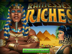 Ramesses Riches slot77.com NextGen 1/5