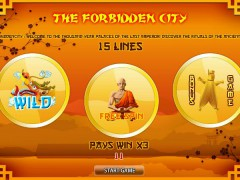 The Forbidden City slot77.com World Match 1/5