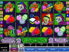 Halloweenies - Microgaming