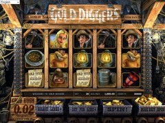 Gold Diggers - Betsoft