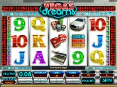 Vegas Dream - Microgaming