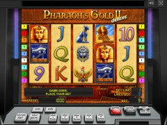 Pharaoh's Gold 2 Deluxe - Novomatic