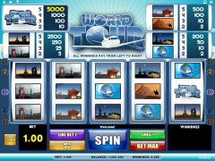 World Tour slot77.com iSoftBet 1/5