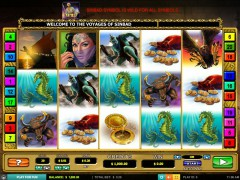 The Voyages of Sinbad slot77.com Leander Games 1/5