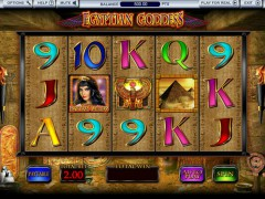 Egyptian Goddess slot77.com Blueprint Gaming 1/5