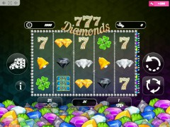 777 Diamonds slot77.com MrSlotty 1/5