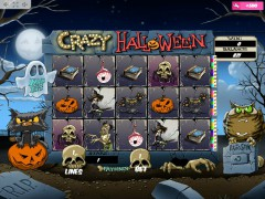 Crazy Halloween slot77.com MrSlotty 1/5