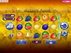 Golden7Fruits slot77.com MrSlotty 1/5