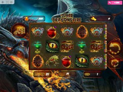 Super Dragons Fire slot77.com MrSlotty 1/5