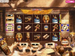 Treasures of Egypt slot77.com MrSlotty 1/5
