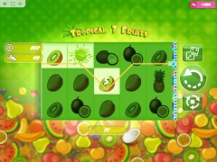 Tropical7Fruits slot77.com MrSlotty 2/5
