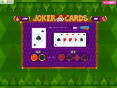 Joker Cards slot77.com MrSlotty 3/5