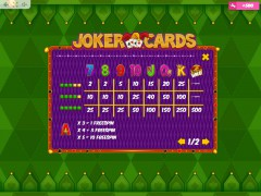 Joker Cards slot77.com MrSlotty 5/5