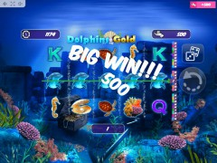 Dolphins Gold slot77.com MrSlotty 2/5