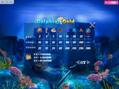 Dolphins Gold slot77.com MrSlotty 5/5